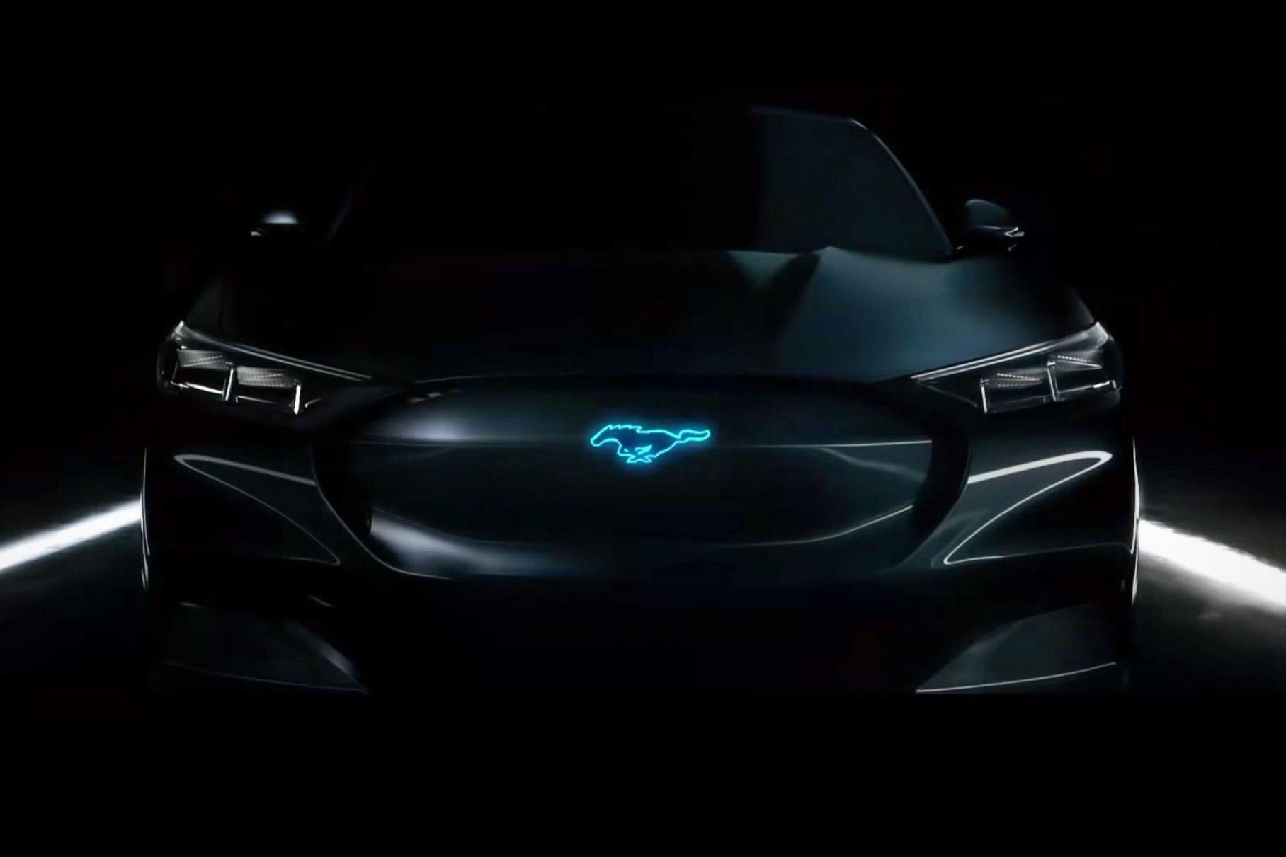 Характеристики Ford Mustang Mach-E все-таки утекли в сеть