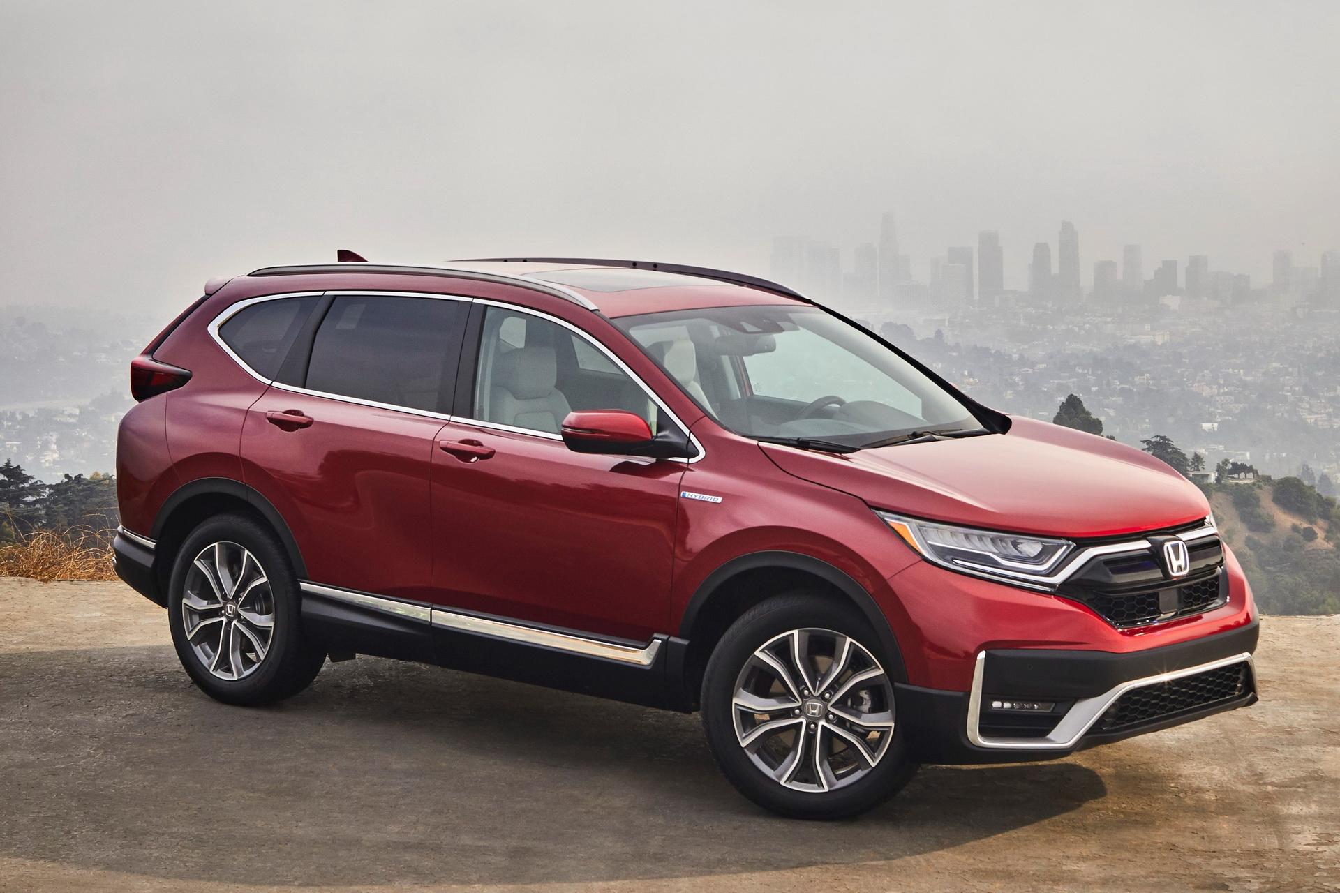 Honda CR-V Hybrid 2020