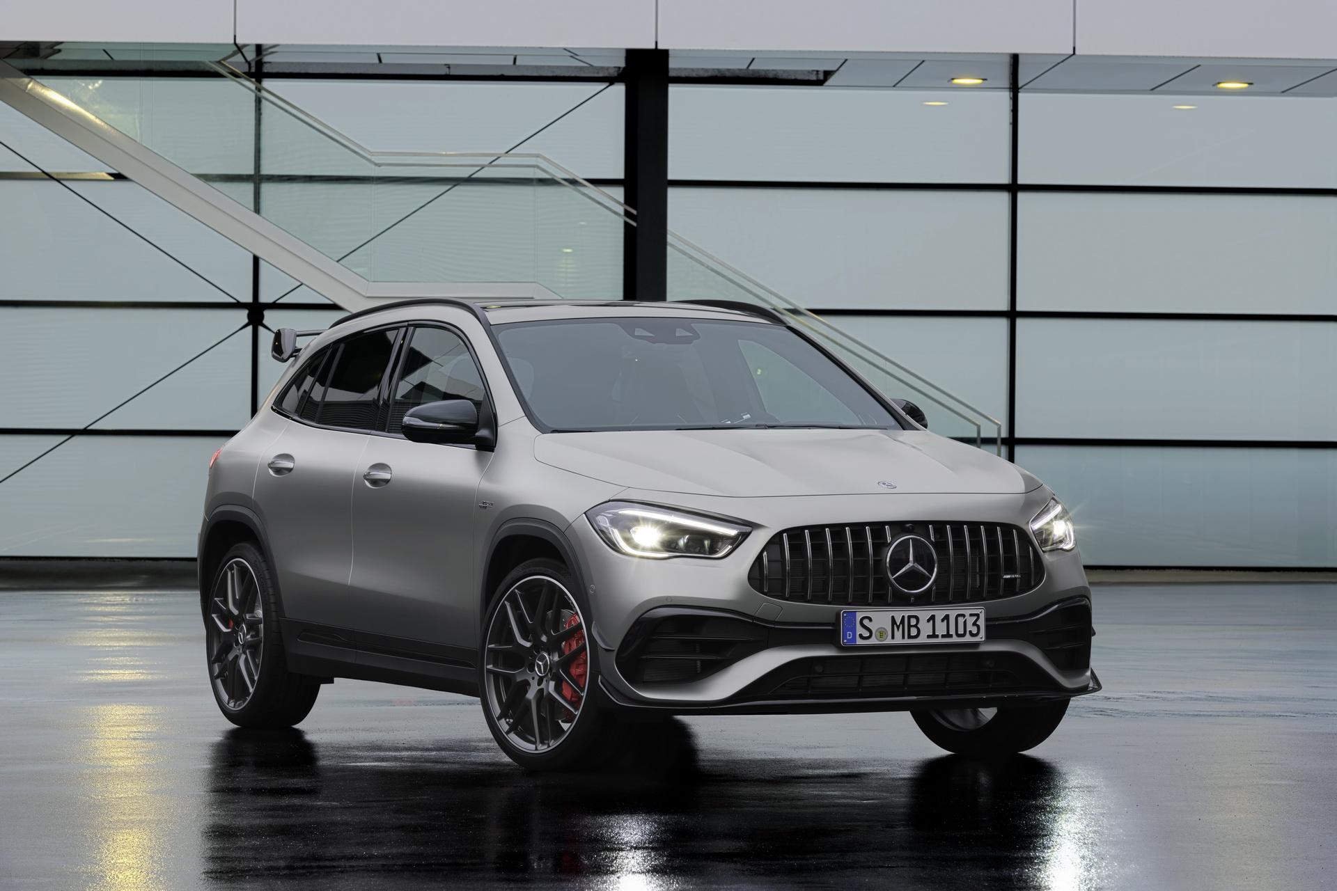 Mercedes-AMG GLA 45 2021