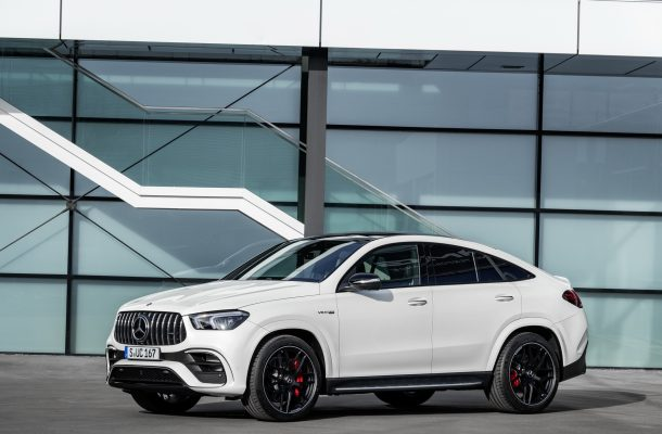 Mercedes-Benz GLE 63S Coupe