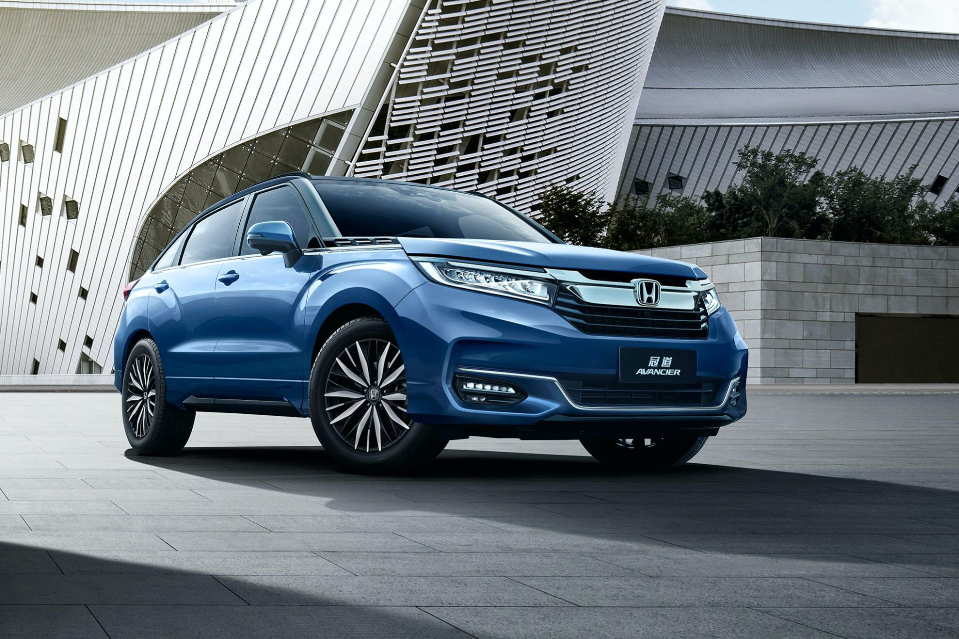 Honda Avancier 2020