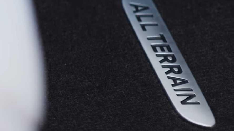 Универсал-внедорожник Mercedes E-Class All-Terrain готовится к рестайлингу