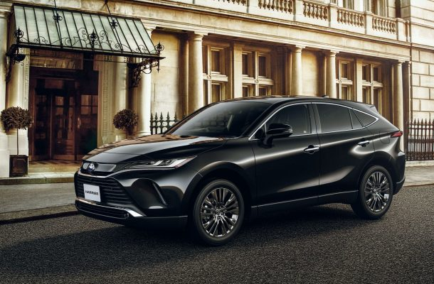 Toyota Harrier 2020