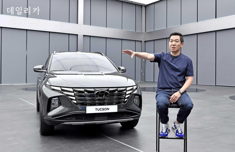 Hyundai продолжает раскрывать секреты нового Tucson 2021