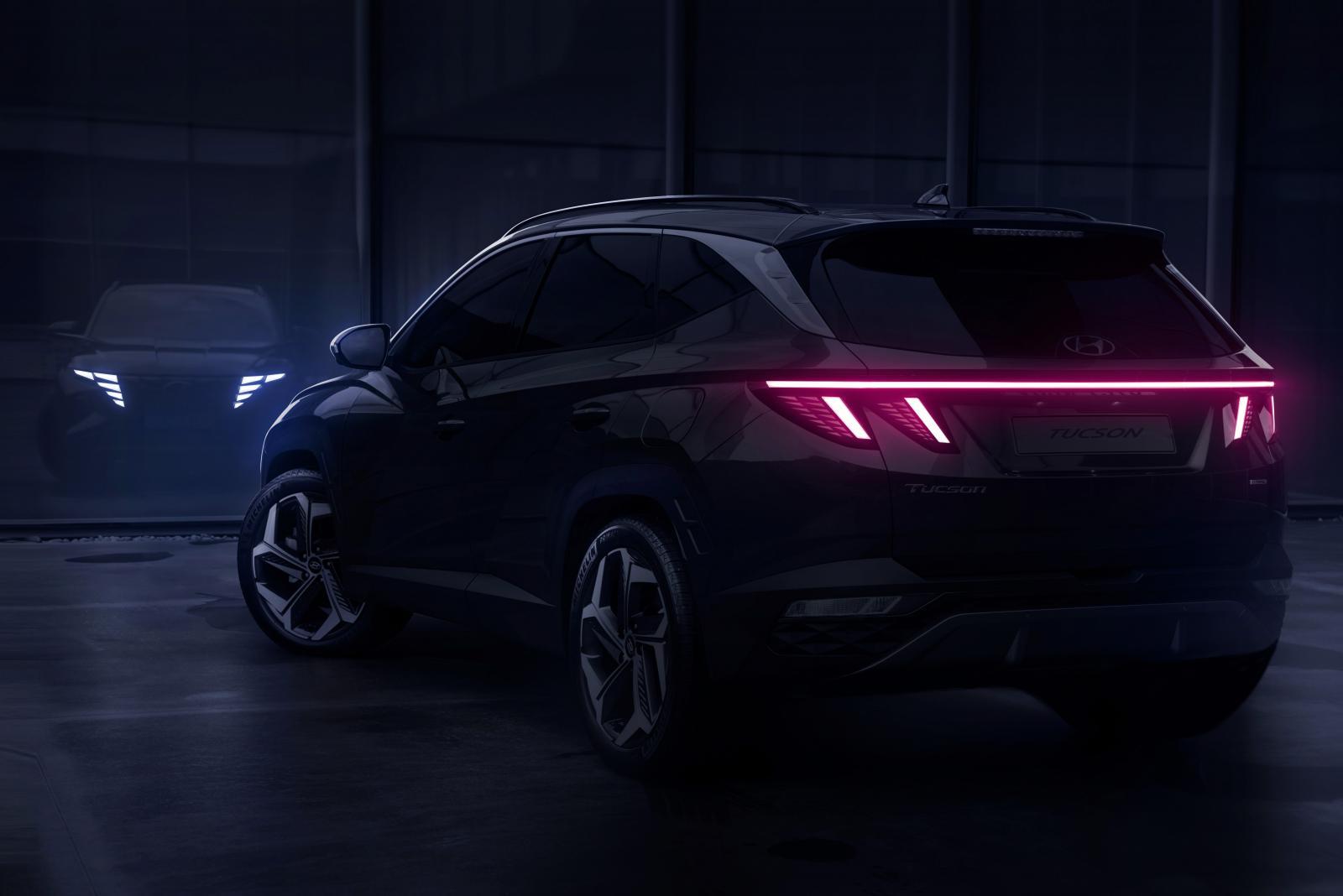 Hyundai Tucson 2021 LIVE. Презентация нового поколения корейского кроссовера.